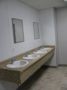 SCW sinks